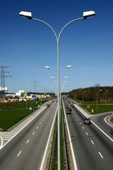 lamps at ringroad
