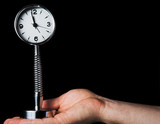 time management concept poster