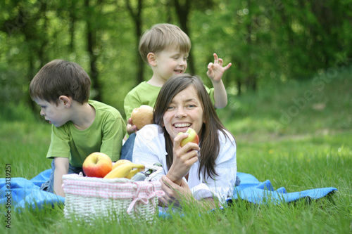 family picnic - 3139251