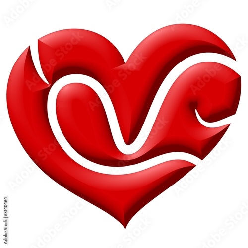 love heart image