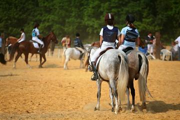 sport équitation