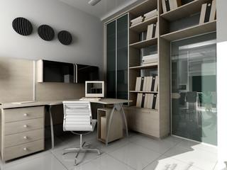 modern office in verdesd