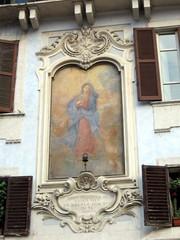 rome fresco