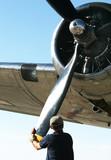 propeller winding poster