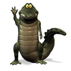crocodile no. 1