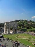 rome forum poster
