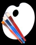 idea palette poster