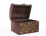 antique casket