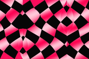 op art pink