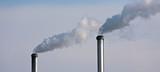 pollution industriel poster