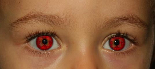 regard rouge