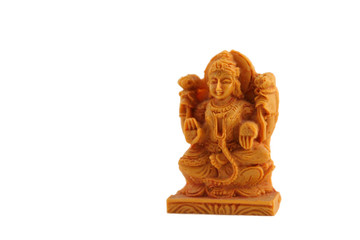 indian shiva statuette