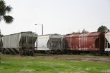 industrial train cars