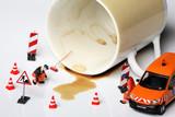 accident de café 2 poster