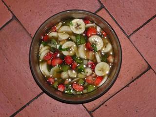 1067 - salade de fruits exotiques