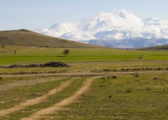 mountain in Turkey
