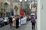 la procession religieuse poster