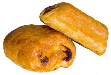 croissant - croissant et pain au chocolat