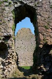 roches castle doorway