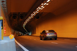 long vehicles tunnels poster