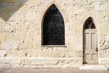 window and door (horizontal) poster