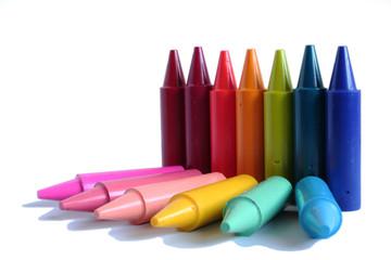 Crayon Fan