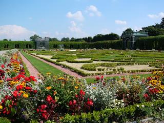 jardin du palais de schönnbrunn