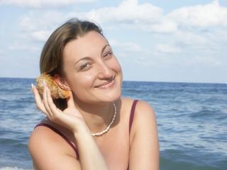 seashell murmuring
