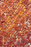 mosaic tiles poster