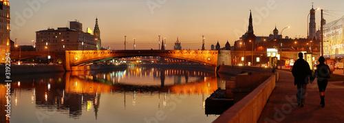 Fototapeta gród - Moskwa - Widok Miejski
