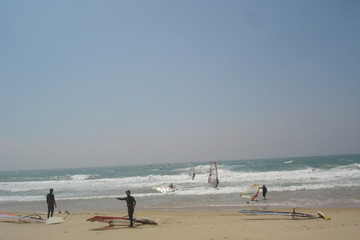 windsurf in guincho