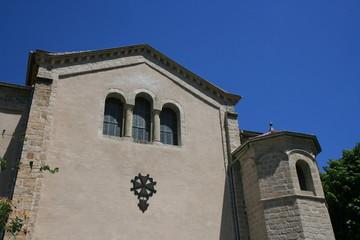 temple à la croix huguenote