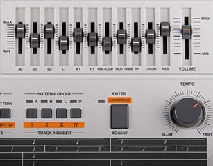 classic drum machine