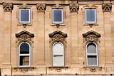 budapest windows poster
