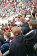 people on stadium - 3202810
