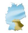 deutsche bundesländer => bayern
