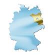 deutsche bundesländer => brandenburg