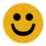 ill smiley poster