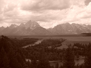 grand tetons of old.