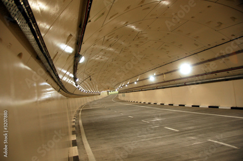 new road tunnel2 - 3207880