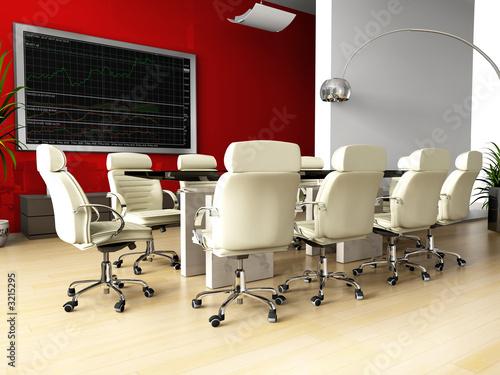 room of negotiation in office