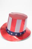 patriotic hat poster