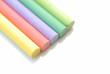 craies de couleurs