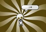 emotion schweigen alien poster