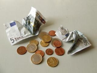 pièces et billets