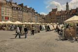 warsaw-old town - 3224880