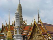 Boeddhistische tempel - Bangkok - thailande