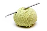 yarn ball poster