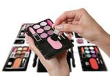 cosmetics kit poster