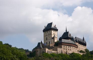 czech royal castle carlstejn 2